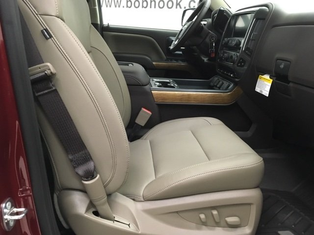 2018 Silverado 1500 Crew Cab 4x4, Pickup #180487 - photo 6