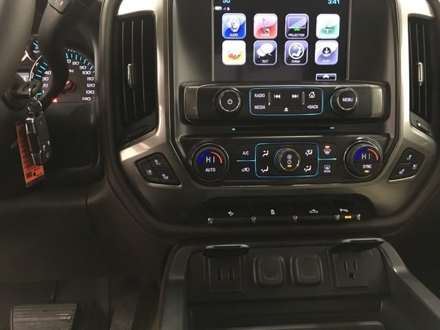 2018 Silverado 1500 Crew Cab 4x4, Pickup #180487 - photo 16