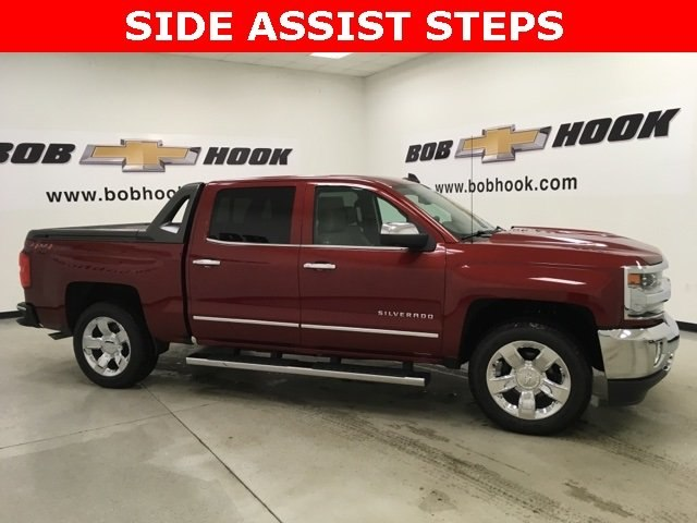 2018 Silverado 1500 Crew Cab 4x4, Pickup #180487 - photo 19