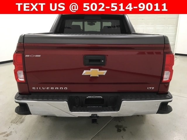 2018 Silverado 1500 Crew Cab 4x4, Pickup #180487 - photo 20