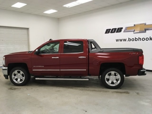 2018 Silverado 1500 Crew Cab 4x4, Pickup #180487 - photo 3