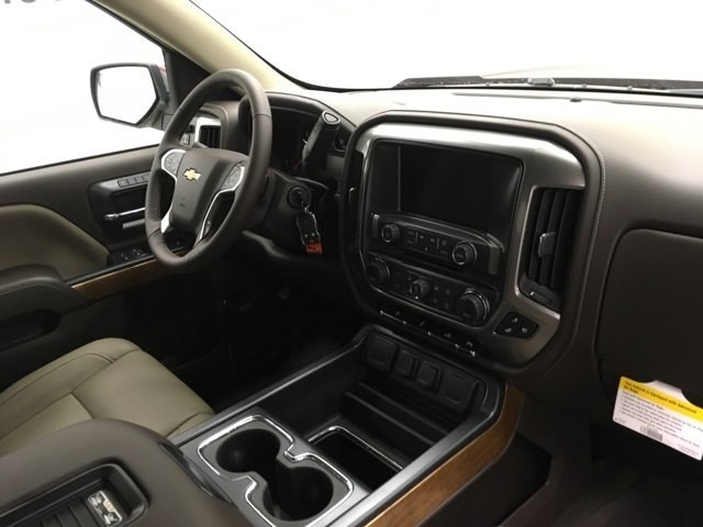 2018 Silverado 1500 Crew Cab 4x4, Pickup #180487 - photo 5