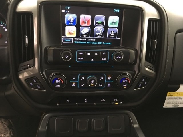 2018 Silverado 1500 Crew Cab 4x4 Pickup #180488 - photo 19