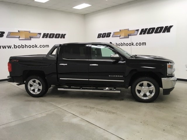 2018 Silverado 1500 Crew Cab 4x4 Pickup #180488 - photo 4