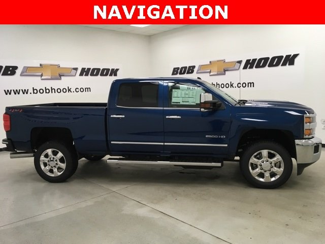 2018 Silverado 2500 Crew Cab 4x4, Pickup #180491 - photo 21
