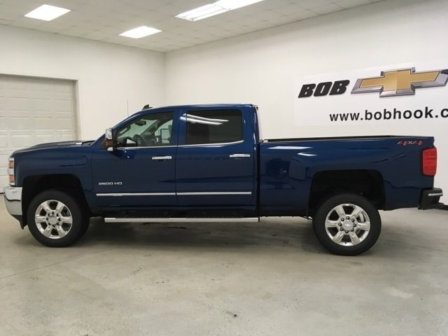 2018 Silverado 2500 Crew Cab 4x4 Pickup #180491 - photo 7