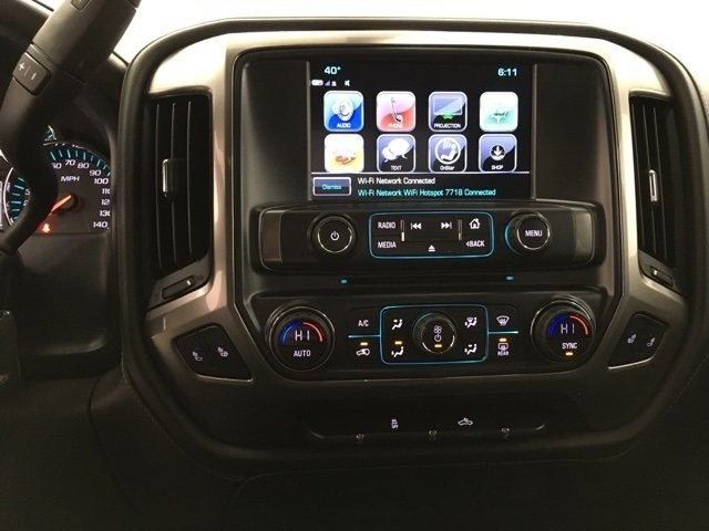 2018 Silverado 1500 Double Cab 4x4,  Pickup #180498 - photo 14