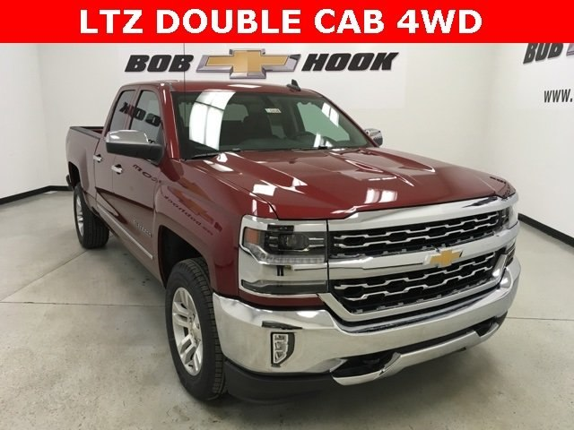 2018 Silverado 1500 Double Cab 4x4,  Pickup #180498 - photo 17