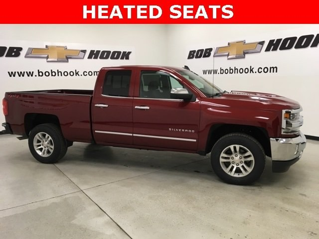 2018 Silverado 1500 Double Cab 4x4,  Pickup #180498 - photo 18
