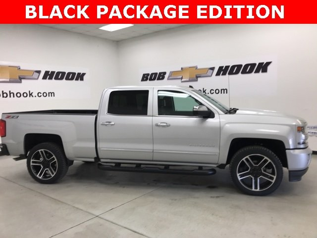 2018 Silverado 1500 Crew Cab 4x4, Pickup #180507 - photo 30