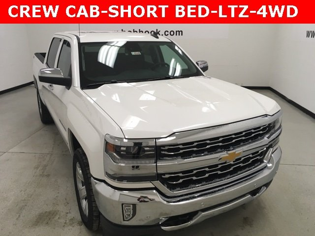 2018 Silverado 1500 Crew Cab 4x4, Pickup #180509 - photo 3
