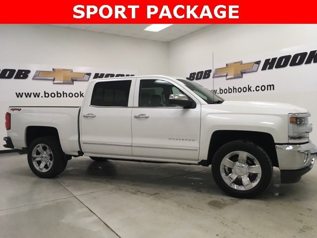 2018 Silverado 1500 Crew Cab 4x4, Pickup #180509 - photo 4