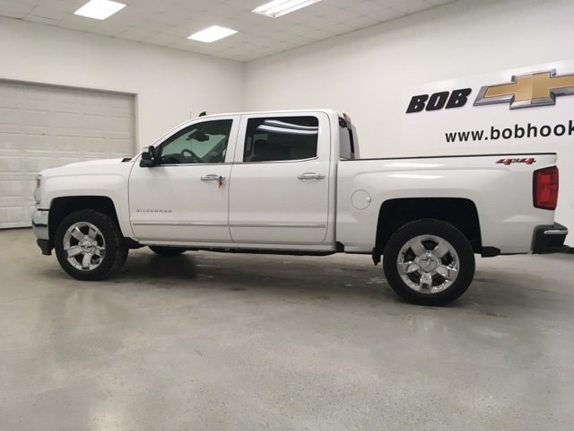 2018 Silverado 1500 Crew Cab 4x4, Pickup #180509 - photo 7