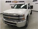 2018 Silverado 2500 Double Cab 4x4, Cab Chassis #180531 - photo 1