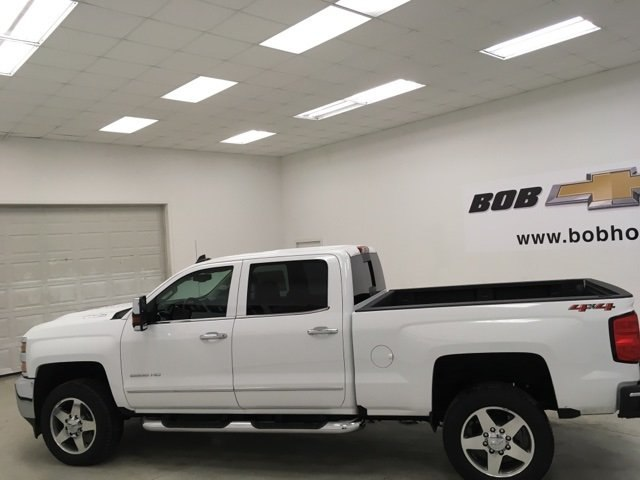 2018 Silverado 2500 Crew Cab 4x4,  Pickup #180545 - photo 4
