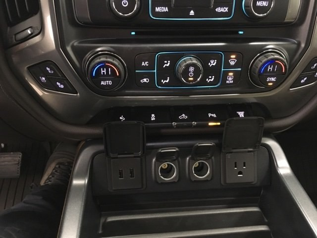2018 Silverado 2500 Crew Cab 4x4, Pickup #180545 - photo 20