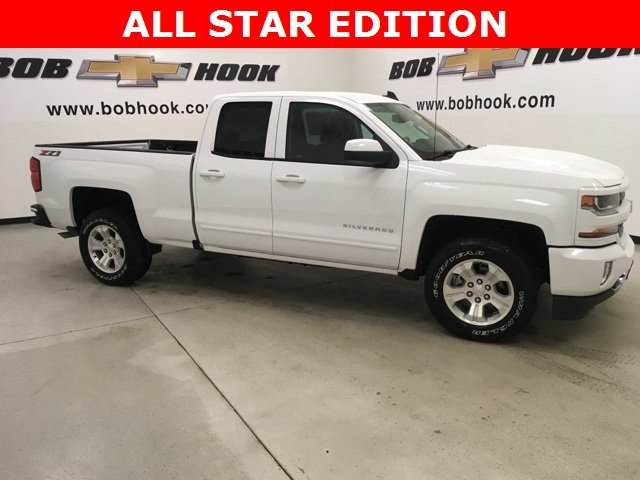 2018 Silverado 1500 Double Cab 4x4, Pickup #180547 - photo 3