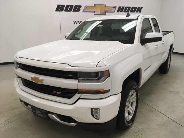 2018 Silverado 1500 Double Cab 4x4, Pickup #180547 - photo 7