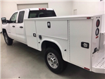 2018 Silverado 2500 Double Cab 4x4, Knapheide Service Body #180549 - photo 1