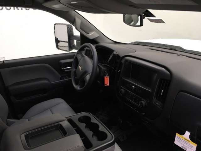 2018 Silverado 2500 Double Cab 4x4,  Reading Service Body #180552 - photo 8