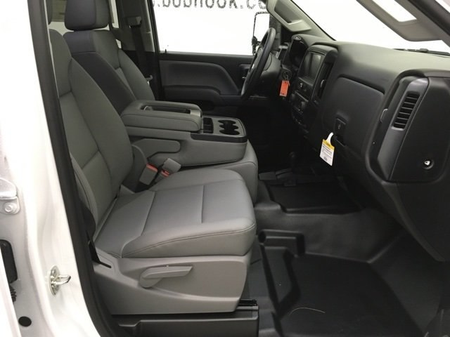 2018 Silverado 2500 Double Cab 4x4,  Reading Service Body #180552 - photo 9