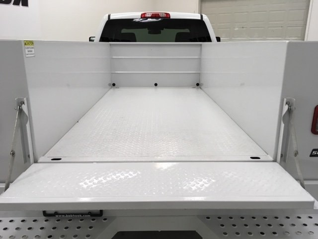 2018 Silverado 2500 Double Cab 4x4, Reading Service Body #180552 - photo 12