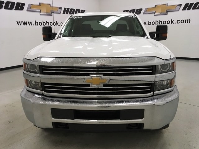 2018 Silverado 2500 Double Cab 4x4, Reading Service Body #180552 - photo 6