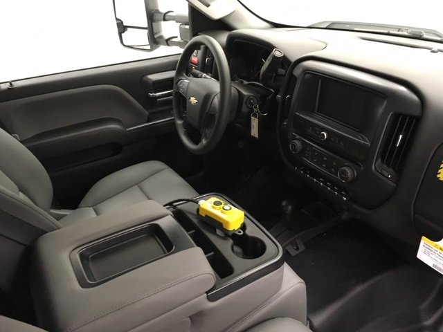 2018 Silverado 3500 Regular Cab DRW 4x4, Monroe Dump Body #180553 - photo 9