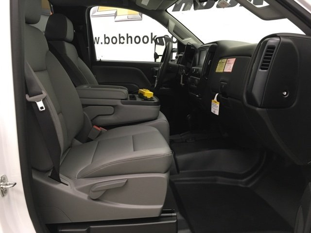 2018 Silverado 3500 Regular Cab DRW 4x4, Monroe Dump Body #180553 - photo 10