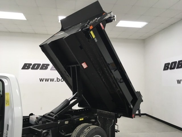 2018 Silverado 3500 Regular Cab DRW 4x4, Monroe Dump Body #180553 - photo 21