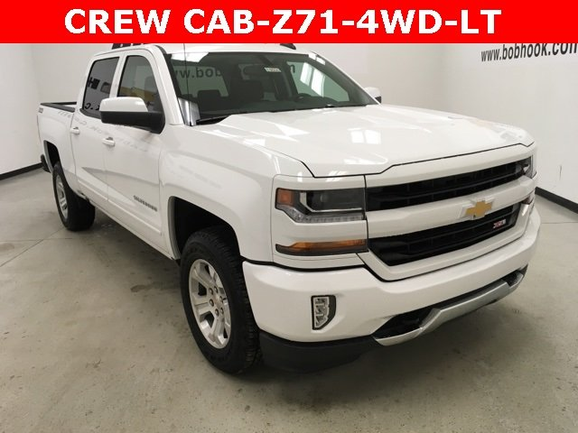 2018 Silverado 1500 Crew Cab 4x4, Pickup #180556 - photo 18