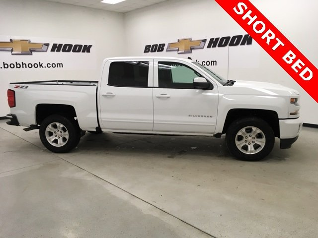 2018 Silverado 1500 Crew Cab 4x4, Pickup #180556 - photo 19