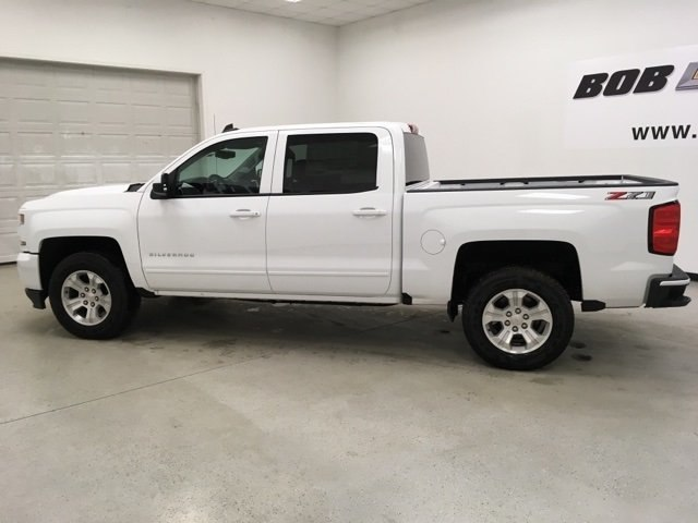 2018 Silverado 1500 Crew Cab 4x4, Pickup #180556 - photo 3