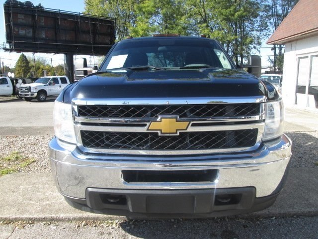2014 Silverado 2500 Crew Cab 4x4,  Pickup #180557A - photo 4