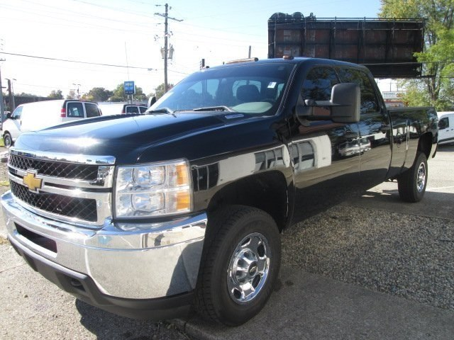 2014 Silverado 2500 Crew Cab 4x4,  Pickup #180557A - photo 5
