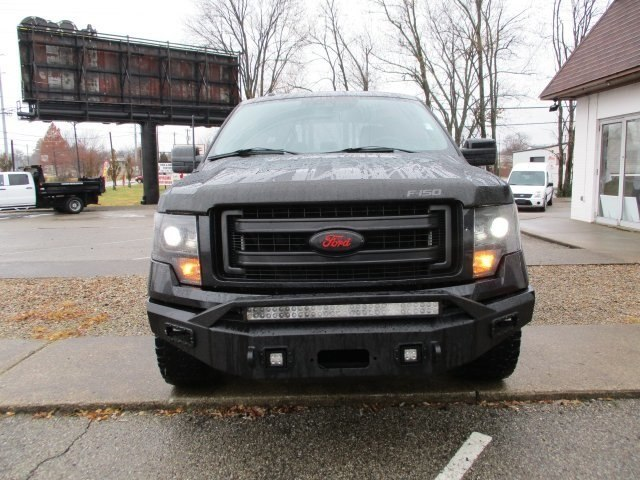 2013 F-150 SuperCrew Cab 4x4,  Pickup #180557B - photo 3