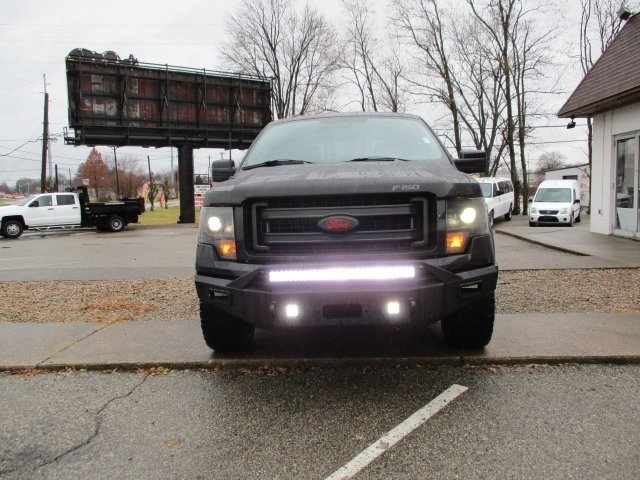 2013 F-150 SuperCrew Cab 4x4,  Pickup #180557B - photo 26