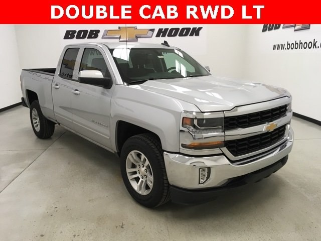 2018 Silverado 1500 Double Cab 4x2,  Pickup #180562 - photo 3