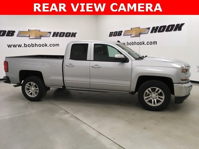 2018 Silverado 1500 Double Cab 4x2,  Pickup #180562 - photo 4
