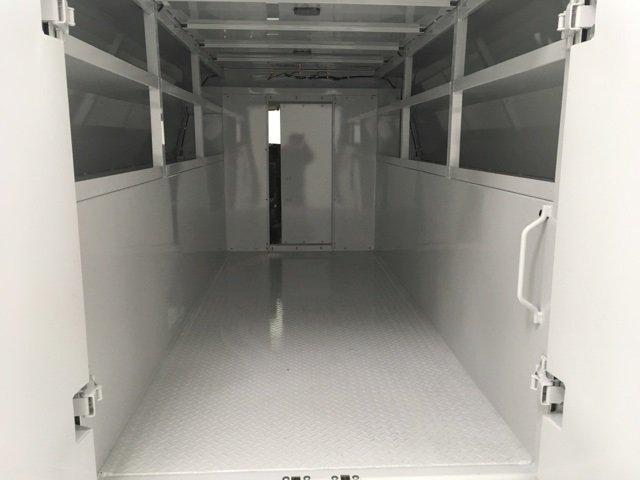 2018 Express 3500, Reading Aluminum CSV Service Utility Van #180569 - photo 12