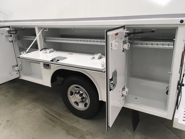2018 Express 3500, Reading Aluminum CSV Service Utility Van #180569 - photo 20