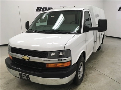 2018 Express 3500, Reading Aluminum CSV Service Utility Van #180569 - photo 7