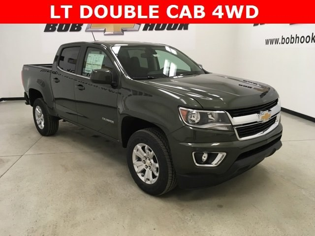 2018 Colorado Crew Cab 4x4,  Pickup #180577 - photo 3