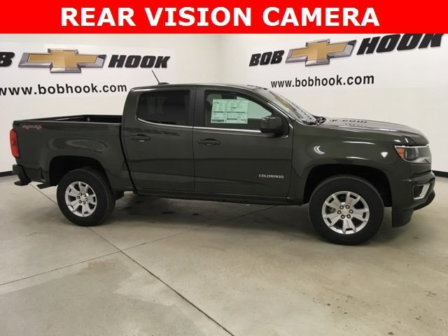 2018 Colorado Crew Cab 4x4,  Pickup #180577 - photo 4