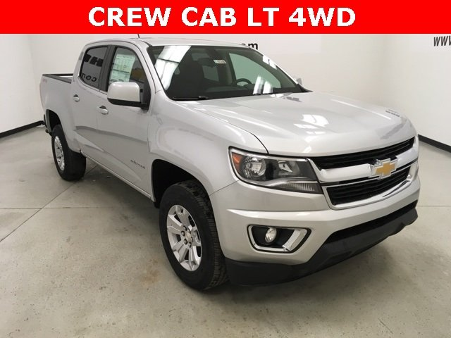 2018 Colorado Crew Cab 4x4,  Pickup #180586 - photo 19