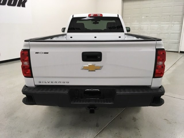 2018 Silverado 1500 Regular Cab 4x4, Pickup #180592 - photo 4