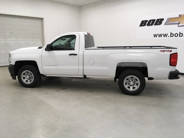 2018 Silverado 1500 Regular Cab 4x4, Pickup #180592 - photo 6