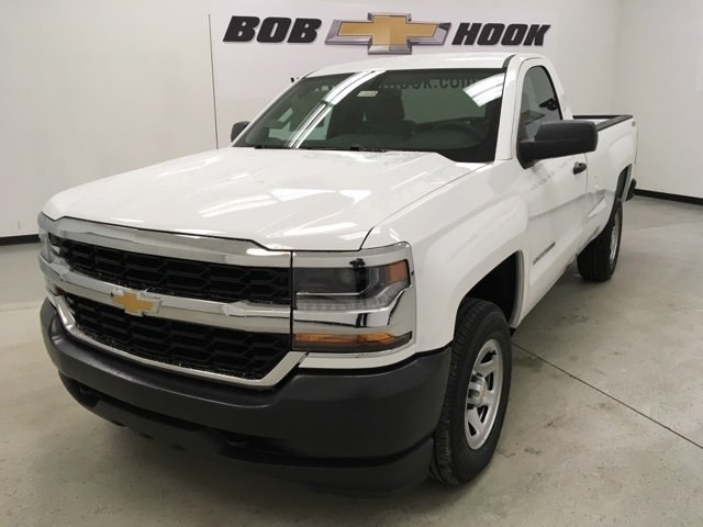 2018 Silverado 1500 Regular Cab 4x4, Pickup #180592 - photo 7