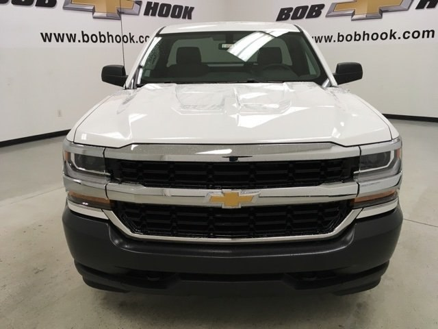 2018 Silverado 1500 Regular Cab 4x4, Pickup #180592 - photo 8