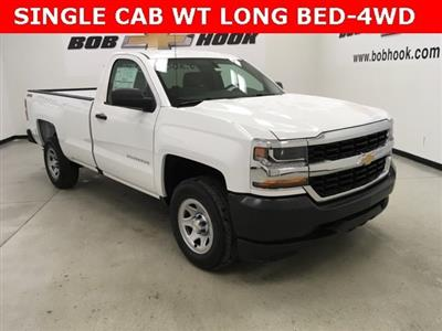 2018 Silverado 1500 Regular Cab 4x4, Pickup #180592 - photo 1
